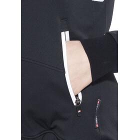 X-Bionic Cross Country SphereWind Light Jacket Women Black/White